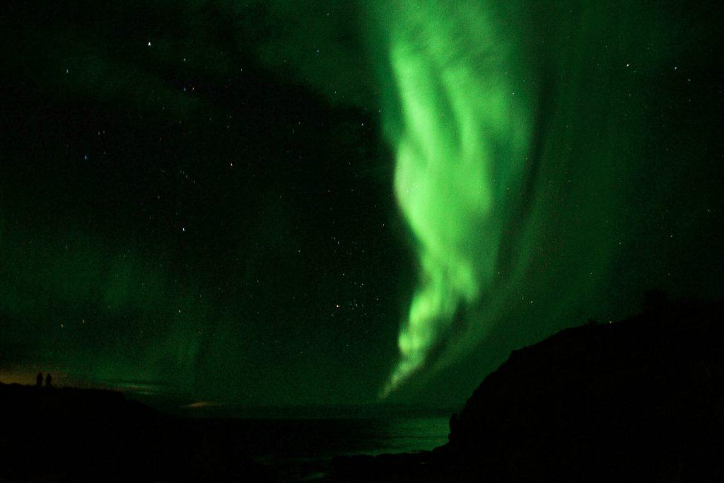 Natur-Highlights in Norwegen Nordlichter auf den Lofoten