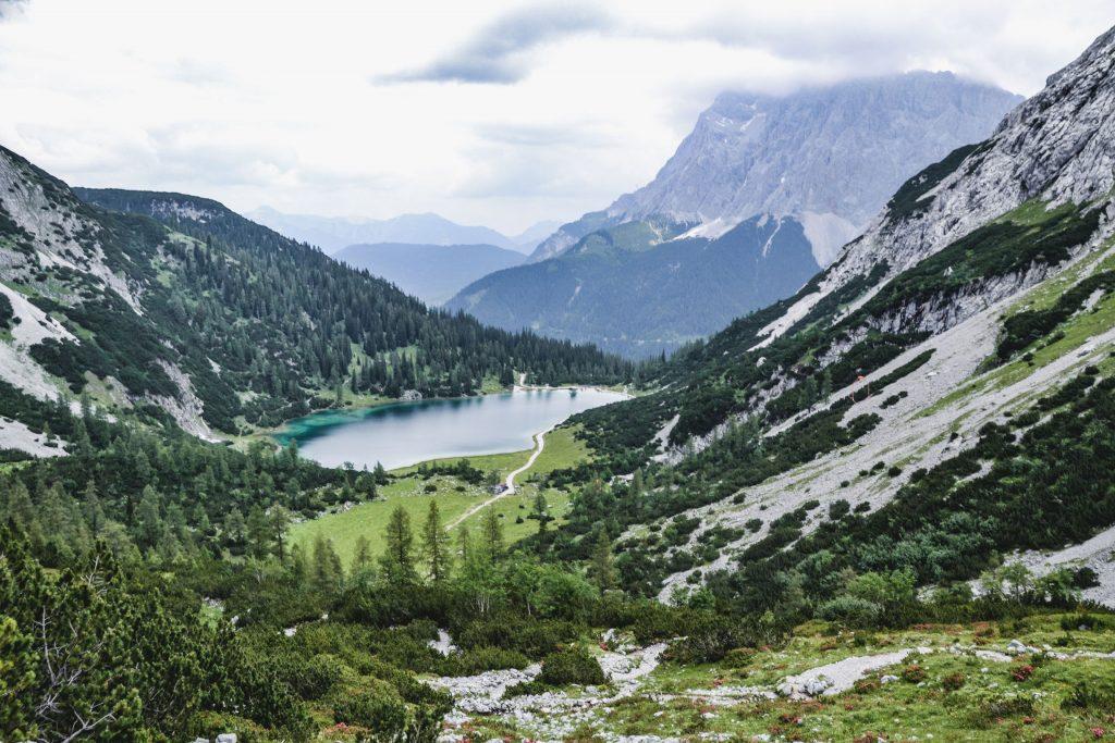 Seebensee Wanderung Südtirol