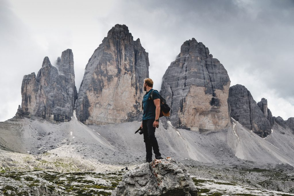 Drei Zinnen Dolomiten Südtirol