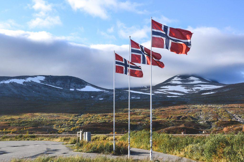 Polarkreis Norwegen Ausblick
