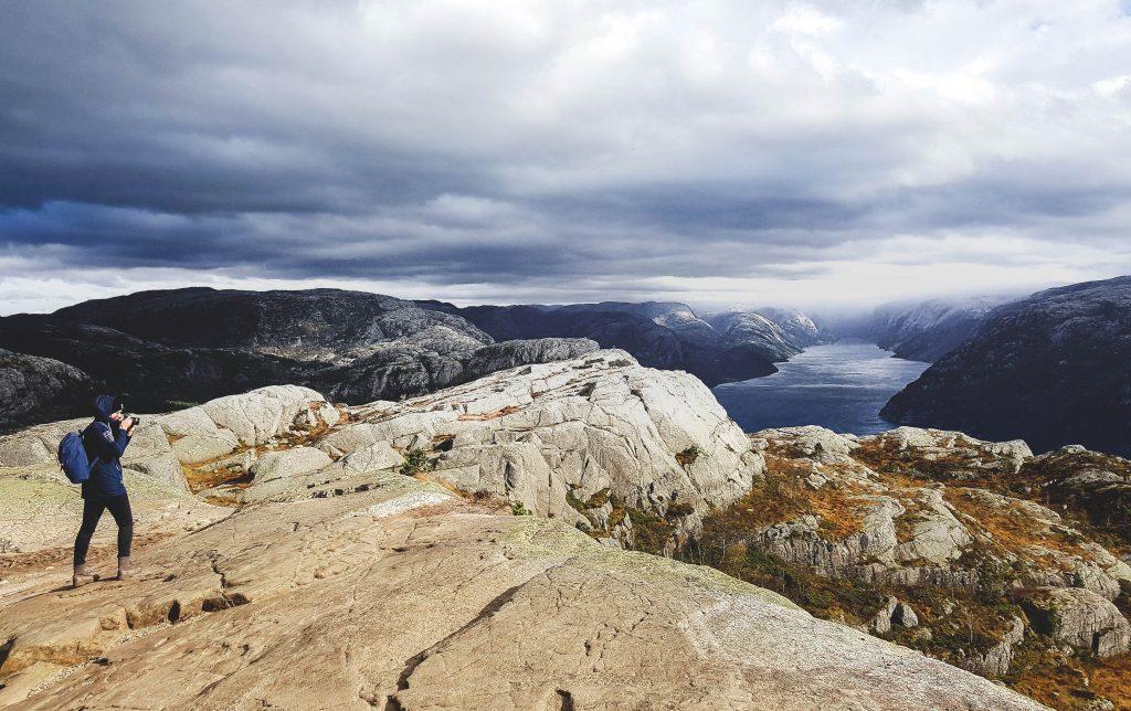 Natur-Highlight Preikestolen Wanderung