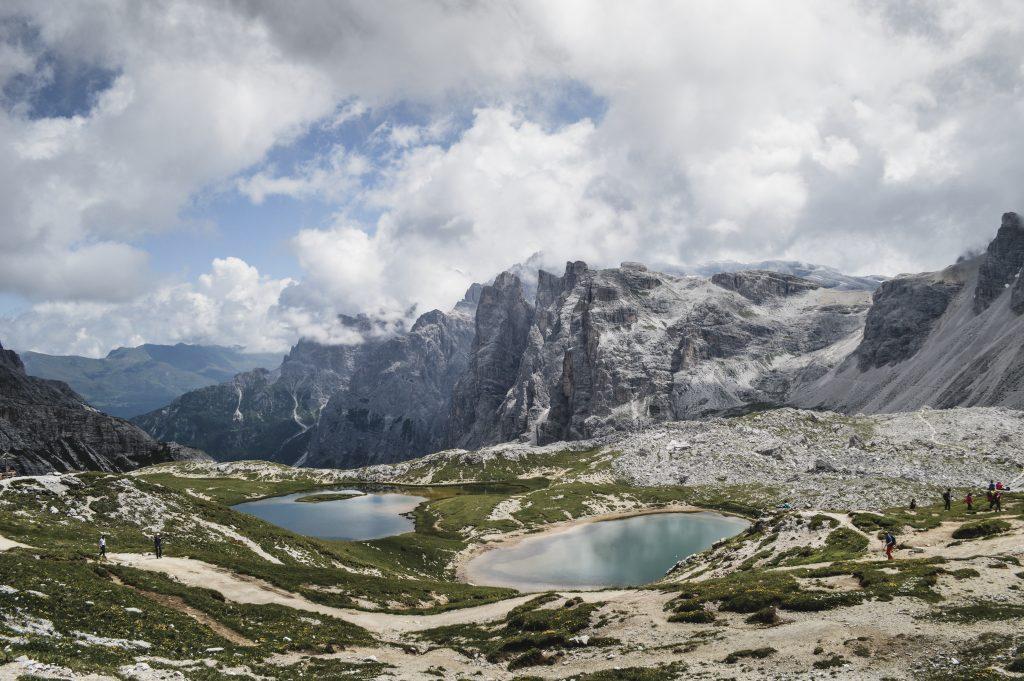 Dolomiten Wanderung Drei Zinnen