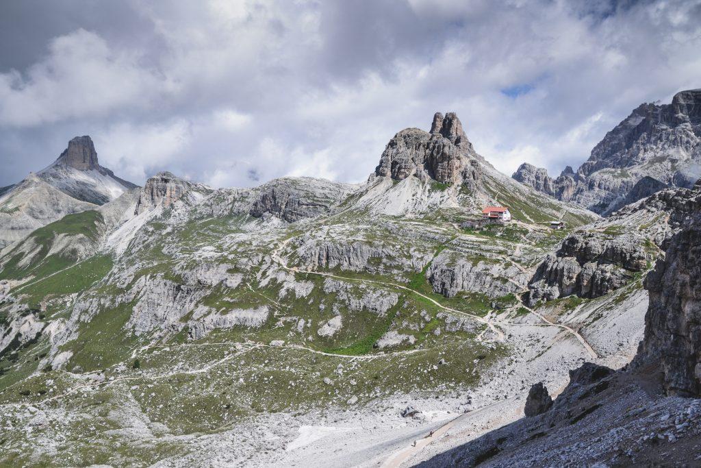Tre Cime Panorama Italien Rundreise