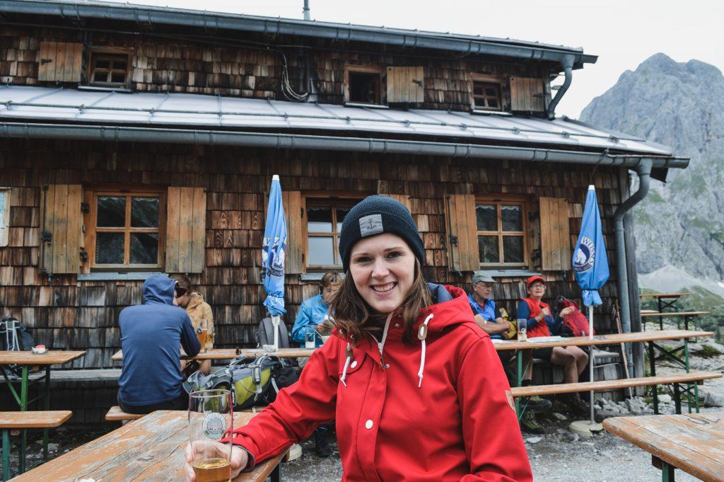 Coburger Hütte Wanderung Dolomiten