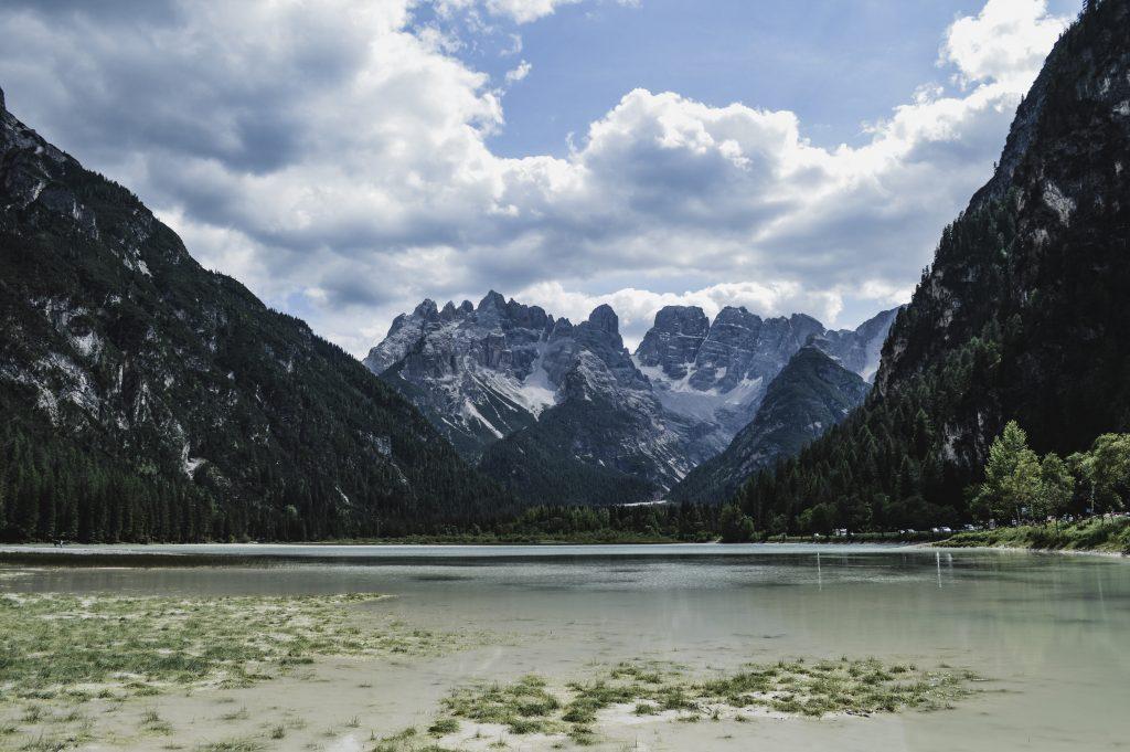 Dürrensee Dolomiten Rundreise