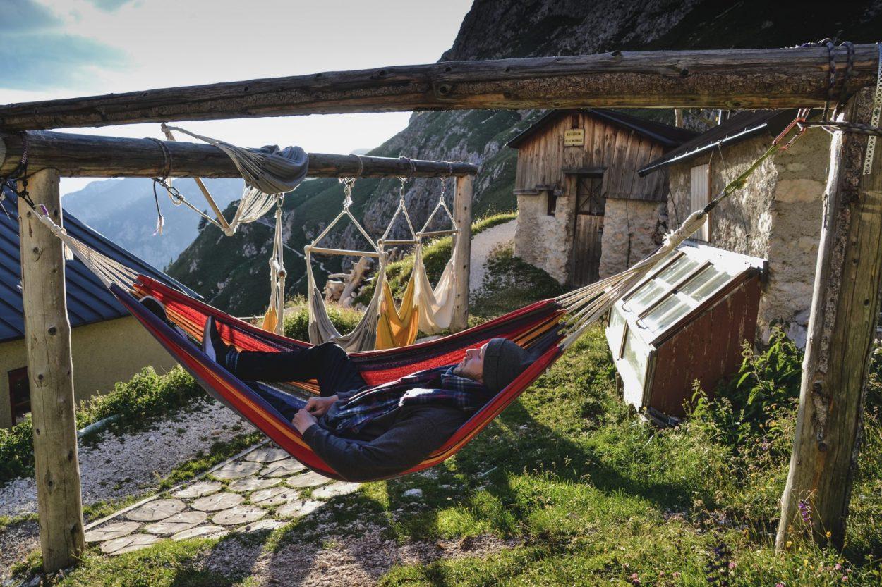 Grasleitenhütte Hüttenwanderung