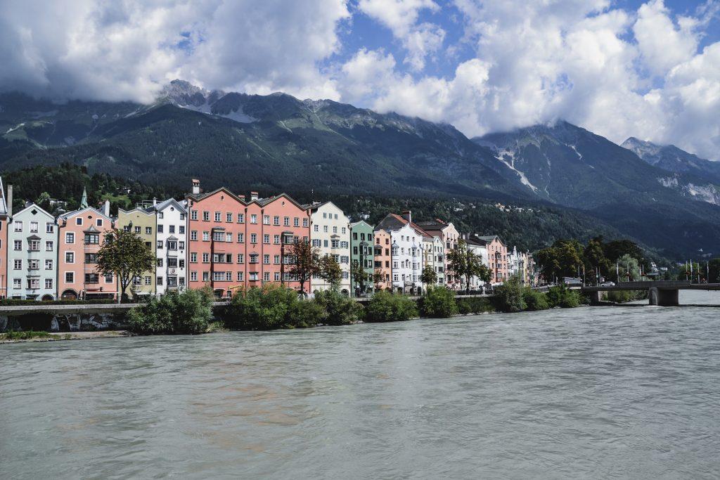 Innsbruck Italien Roadtrip