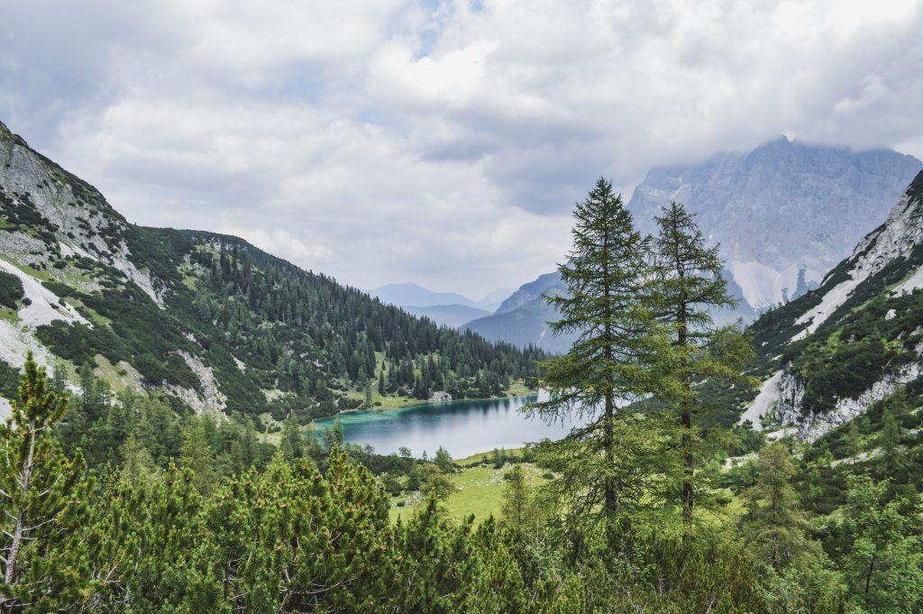 Seebensee Ausblick Südtirol