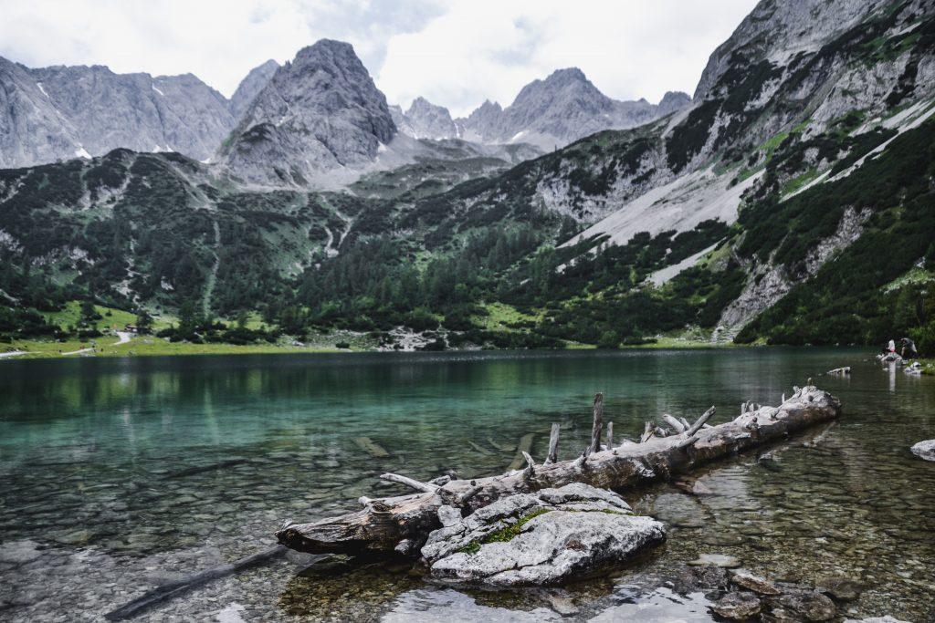 Highlights in Südtirol Seebensee Südtirol Wanderung