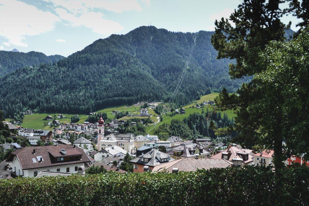 St. Ulrich in Gröden Dolomiten