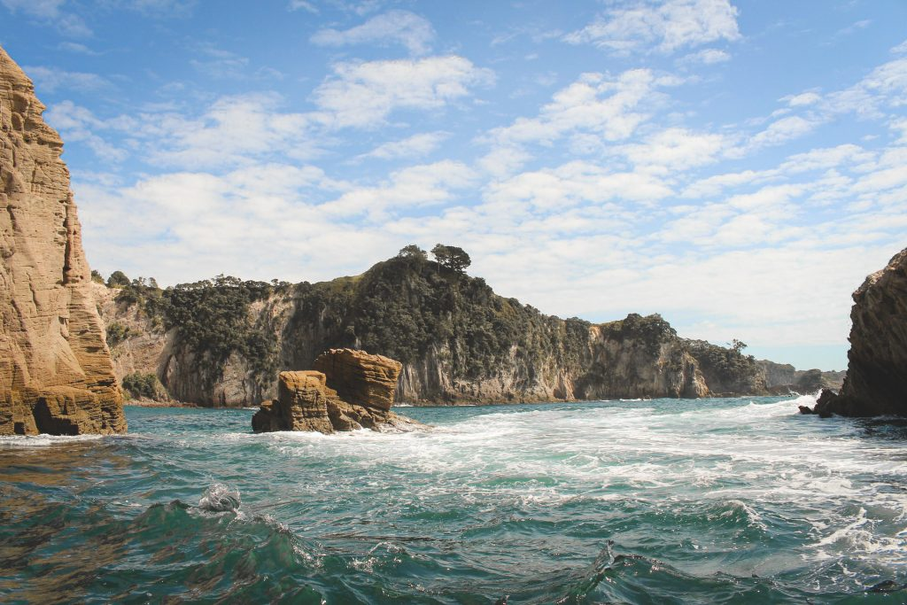 Cathedral Cove Wasser
