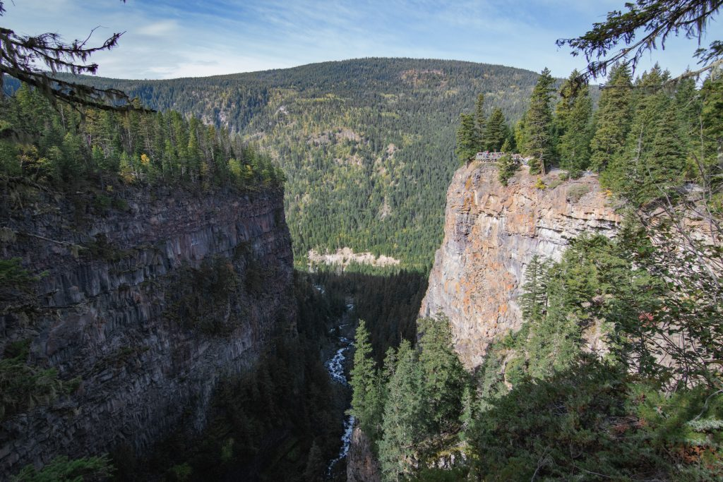 Canyon Wells Gray