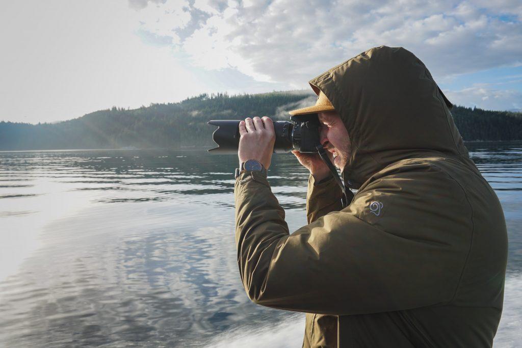 Fotosafari Vancouver Island