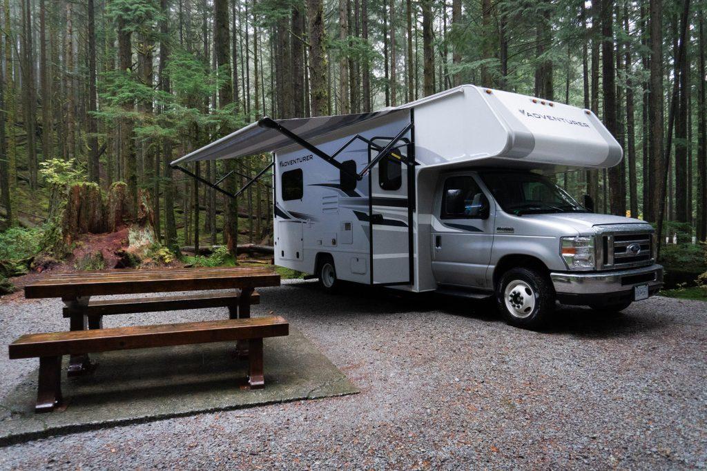 Kanada Kosten Golden Ears Provincial Park