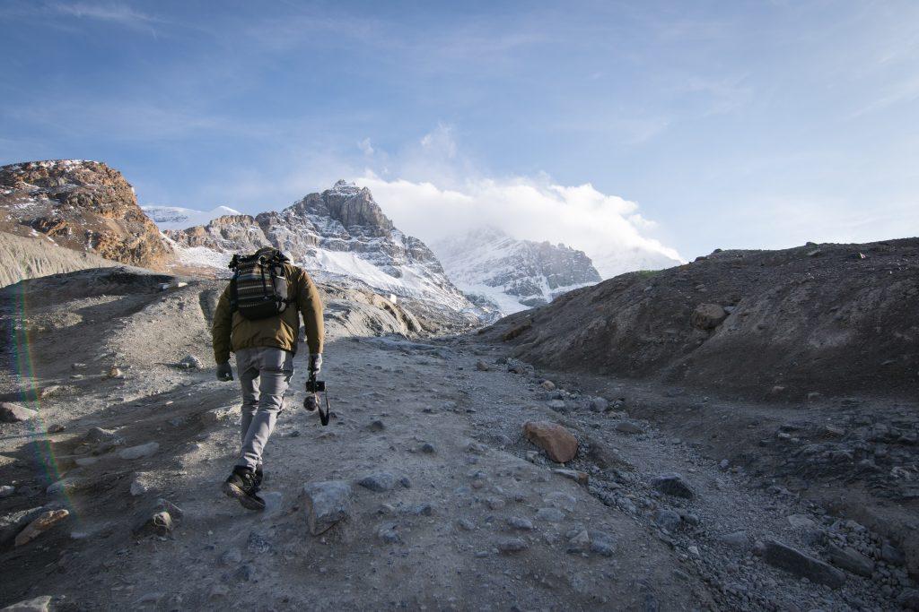 Toe of Glacier Hike