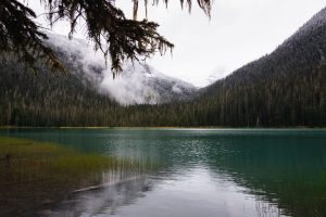 Joffre Lakes Lower Lake