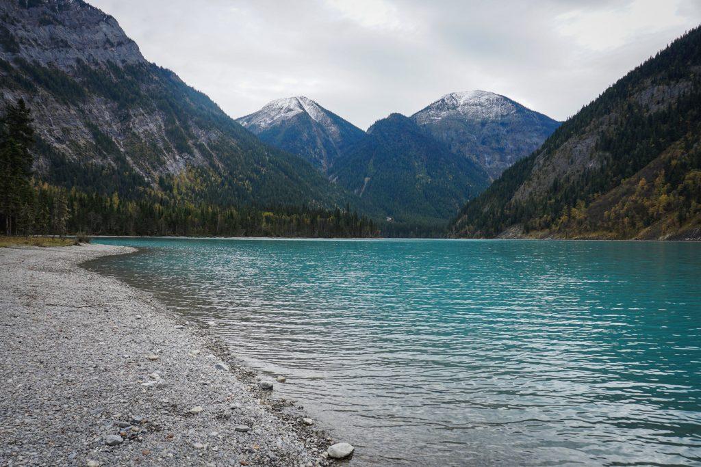Kinney Lake Ausblick