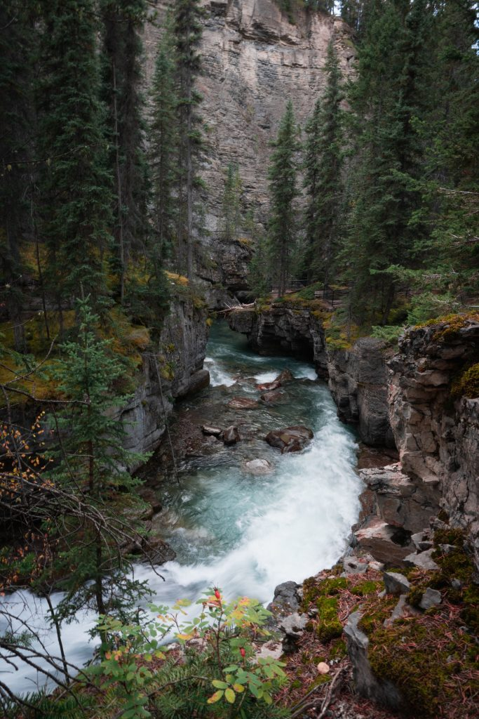 Maligne Canyon Jasper Nationalpark