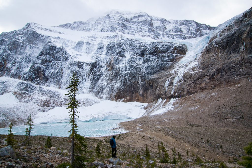 Mount Edith Cavell Lookout