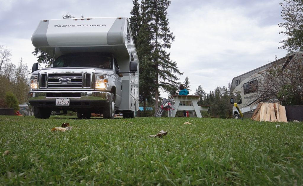 Tete Jaune Lodge Campground