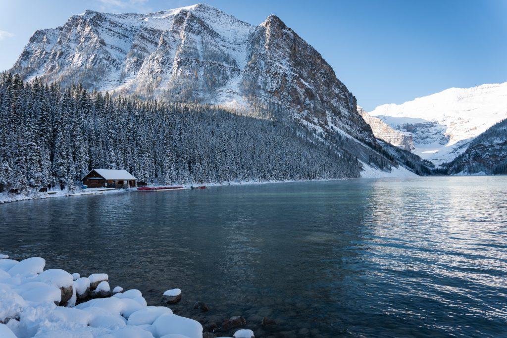 Wanderung Lake Louise-7
