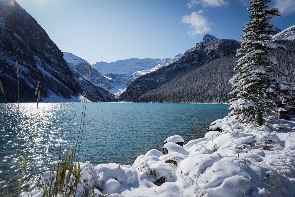 Wanderung Lake Louise-6