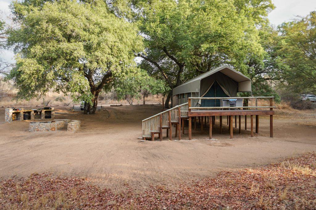 Glamping Lodge Krüger Nationalpark