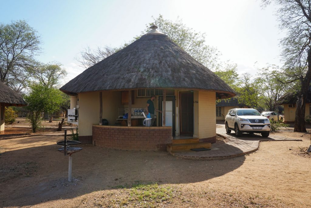 Satara Camp Krüger Nationalpark