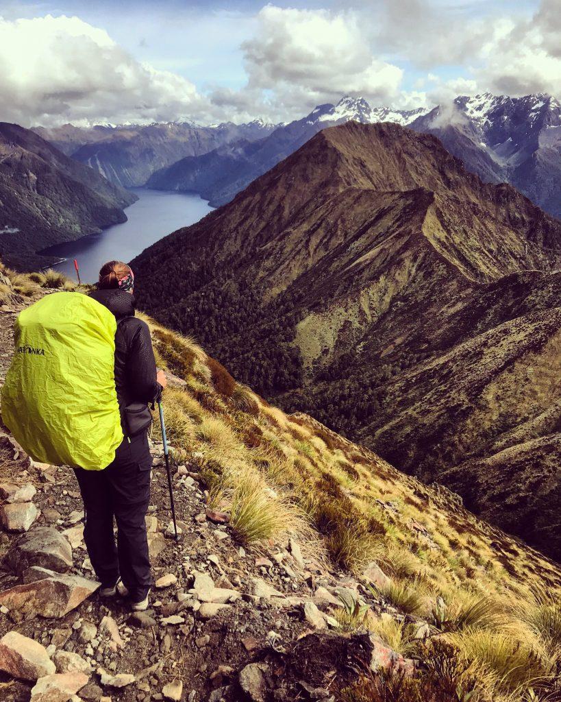Neuseeland-Hike