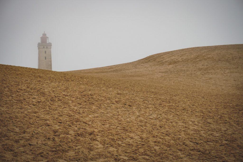 Rubjerg Knude Fyr Leuchtturm Norddänemark Highlight