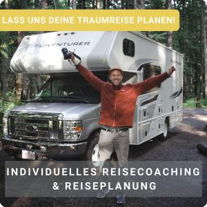 Reisecoaching und Reiseplanung Sidebar Banner