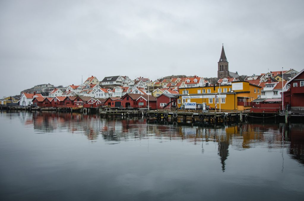 Aussichtspunkt Fjällbacka Schweden Westküste Schärenküste Roadtrip Skandinavien
