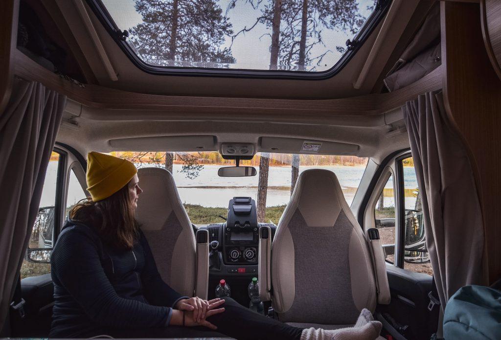 Camper Schweden Rundreise Panorama