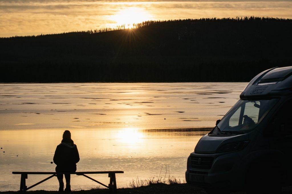 Lichtstimmung Lappland
