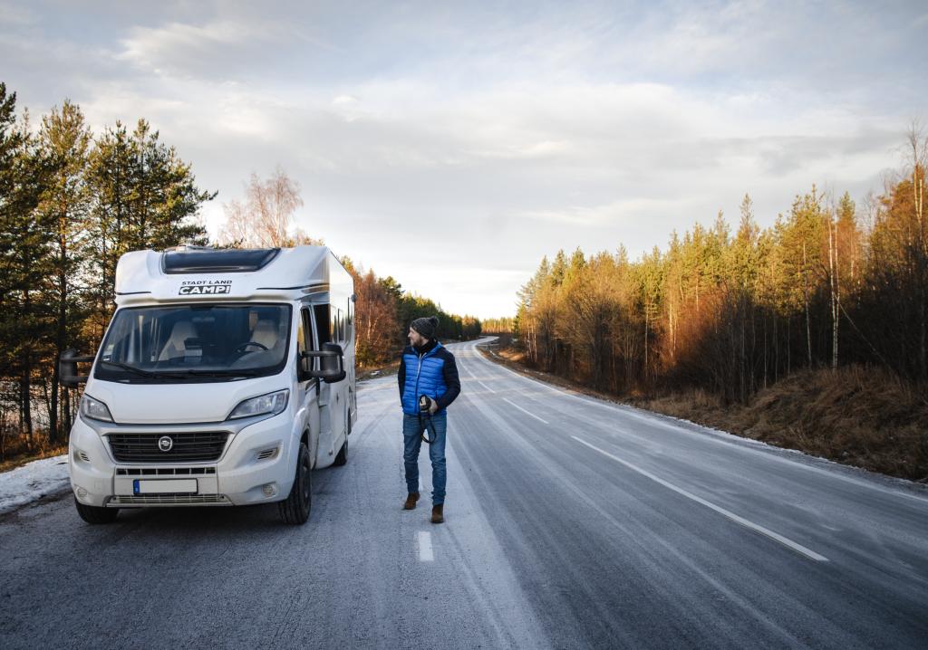 Schweden Roadtrip Wohnmobil Rundreise StadtLandCamp