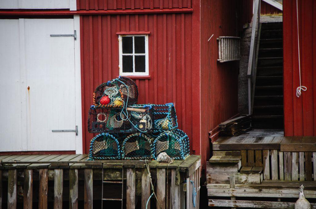 Smögen Westküste Schweden Fischerdorf