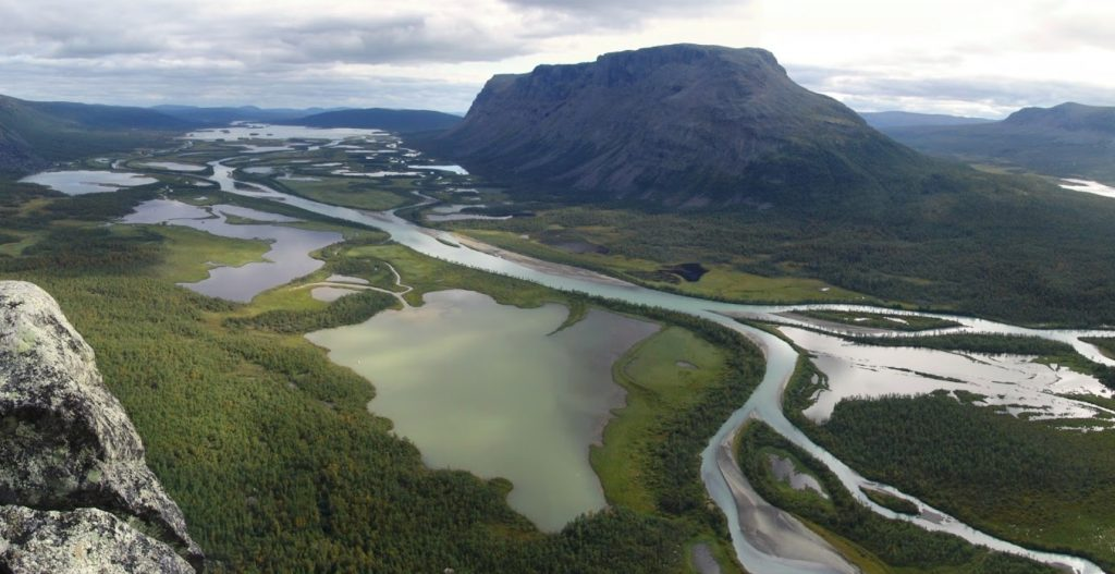 Sarek Nationalpark Schweden 2