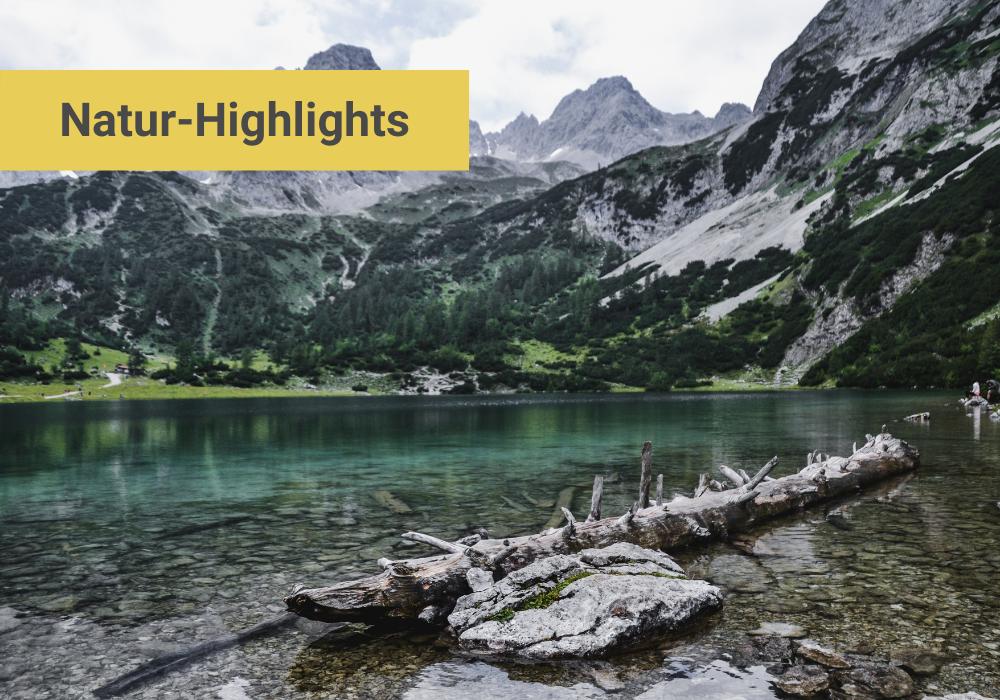 Südtirol Italien Natur Highlights